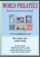 Katalog po�tovn�ch zn�mek - Slovensk� st�t (1939-1945) - World Philately 2010