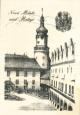 D�ev�n� pohlednice - Nov� M�sto nad Metuj� - No. 3