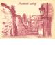 Dřevěné pohlednice - Radnické schody