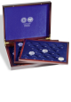 Mincovní kazety VOLTERRA de Luxe - HMK3T10DMBL - 325 204