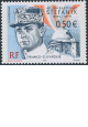 M. R. �tef�nik - Francie - 0,50 Euro