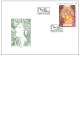 FDC - Alfons Mucha � 150 let - Z -  �. 635