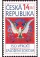 150. v�ro�� zalo�en� Sokola - 14 K� - �. 711 za nomin�l