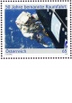 50. výročí prvního pilotovaného kosmického letu - Rakousko - 0,65 Euro