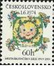 25. výročí Mezinárodního dne dětí - čistá - č. 2090