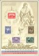 1. výročí SNP - aršík - čistý - A408/412