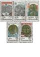 650. výročí založení státní mincovny v Kremnici - čistá - č. 2298-2302