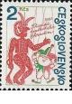 30 let Loutkářské Chrudimi - čistá - č. 2497
