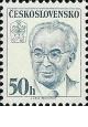 Gustáv Husák - čistá - č. 2574