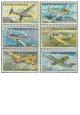 Československá letadla - čistá - č. L63-L68