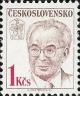 75. výročí narození G. Husáka - čistá - č. 2825