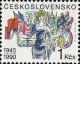 45. výročí osvobození - čistá - č. 2939
