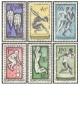 Sport 1962 - čistá - č. 1227-1232