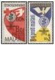 Boj proti malárii - čistá - č. 1256-1257
