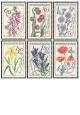 Květiny - čistá - č. 1377-1382