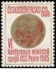VI. konference ministrů spojů OSS - čistá - č. 1461