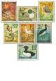 Vodní ptactvo - čistá - č. 1587-1593