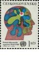 20. výročí vzniku Světové zdravotnické federace - čistá - č. 1665