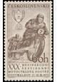 XXX. mezinárodní šestidenní motocyklová soutěž - čistá - č. 852