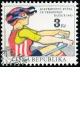 Mistrovství světa ve veslování - Račice 1993 - razítkovaná - č. 20