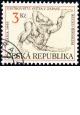 MS v zápase řecko-římském v Praze - razítkovaná - č. 86