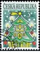 Vánoce - razítkovaná - č. 99