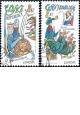 EUROPA - Pověsti a legendy - razítkovaná - č. 144-145