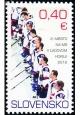 2. miesto na MS v ľadovom hokeji 2012  - Slovensko č. 517