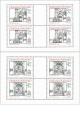 PL 2756-2757 - Bratislavské historické motivy - kompletní řada PL - čistý
