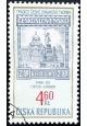 Tradice české známkové tvorby - razítkovaná - č. 204