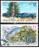 EUROPA - Přírodní rezervace a parky - razítkovaná - č. 216-217
