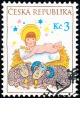 Vánoce - razítkovaná - č. 240