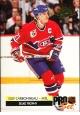 Hokejové karty Pro Set 1992-93 - AW - Guy Carbonneau - CC5
