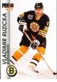 Hokejové karty Pro Set 1992-93 - Vladimír Růžička - 5