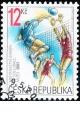 ME ve volejbale mužů v Ostravě - razítkovaná - č. 291