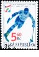 Zimní Paralympiáda Salt Lake City 2002 - razítkovaná - č. 315