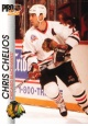 Hokejové karty Pro Set 1992-93 - Chris Chelios - 34