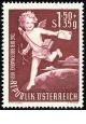 Rakousko - čistá - č. 972
