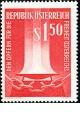 Rakousko - čistá - č. 1084