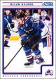 Hokejové karty SCORE 2012-13 - Milan Hejduk - 133