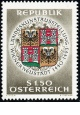 Rakousko - čistá - č. 1206