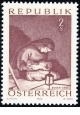 Rakousko - čistá - č. 1318