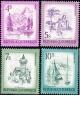 Rakousko - čistá - č. 1430-1433