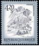 Rakousko - čistá - č. 1612