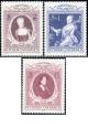 Rakousko - čistá - č. 1638-1640