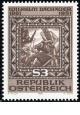 Rakousko - čistá - č. 1666