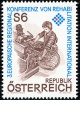 Rakousko - čistá - č. 1667