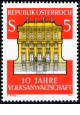 Rakousko - čistá - č. 1891