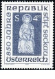 Rakousko - čistá - č. 1988