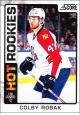 Hokejové karty SCORE 2012-13 - Rokkie - Colby Robak - 509